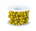 OASIS™ Beaded Wire, Yellow, 1 pack