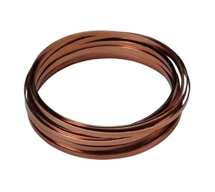 "3/16"" OASIS™ Flat Wire, Brown, 1 pack"