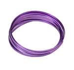 "3/16"" OASIS™ Flat Wire, Purple, 10/case"