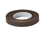 "1/2"" Floratape® Stem Wrap, Brown, 288/case"
