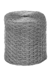 "12"" OASIS™ Florist Netting, Galvanized, 1 roll"