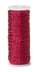 OASIS™ Bullion Wire, Strong Pink, 18/case