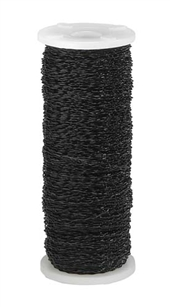 OASIS™ Bullion Wire, Black, 1 pack