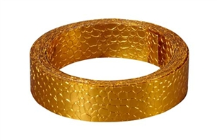 OASIS™ Snakeskin Wire, Gold, 6/case