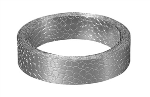 OASIS™ Snakeskin Wire, Silver, 1 pack