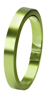 "1/2"" OASIS™ Flat Wire, Apple Green, 1 pack"