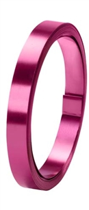 "1/2"" OASIS™ Flat Wire, Strong Pink, 1 pack"