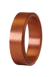 "1"" OASIS™ Flat Wire, Copper Matte, 1 pack"