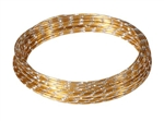 OASIS™ Diamond Wire, Gold, 10/case