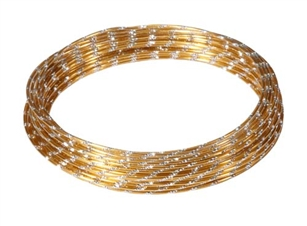 OASIS™ Diamond Wire, Gold, 1 pack