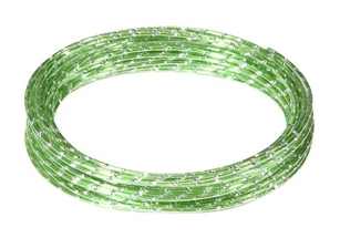 OASIS™ Diamond Wire, Apple Green, 1 pack