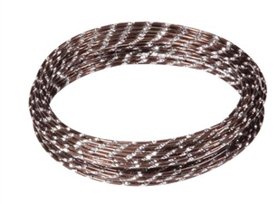 OASIS™ Diamond Wire, Brown, 1 pack