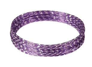 OASIS™ Diamond Wire, Purple, 10/case