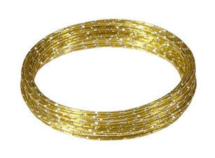 OASIS™ Diamond Wire, Yellow, 1 pack