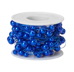 OASIS™ Beaded Wire, Blue, 1 Pack