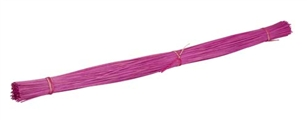 OASIS™ Midollino Sticks, Strong Pink, 10/case