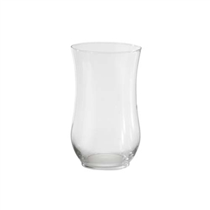"7-1/2"" Hurricane Vase, 12/case"
