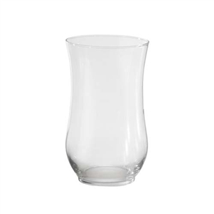 "9"" Hurricane Vase , 9/case"