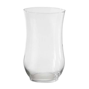"10-1/2"" Hurricane Vase, 6/case"