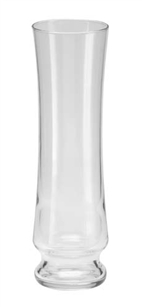 "9"" Grace Bud Vase, 12/case"