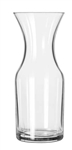 "6 3/8"" Decanter Vase, 12/case"