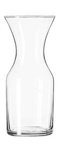 "7 3/4"" Decanter Vase, 12/case"