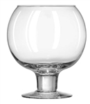 "7"" Bubble Ball Pedestal Vase, 6/case"