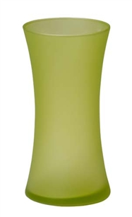 Gathering Vase, Apple Green Matte, 12/case