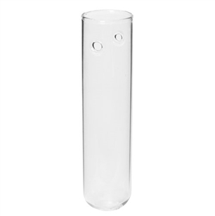 "4"" OASIS Glass Hanging Tube (12/Pack)"