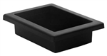 OASIS™ Everyday Dish, Onyx, 36/case