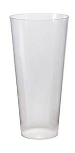 "14"" OASIS Display Bucket, Clear, 12/case"