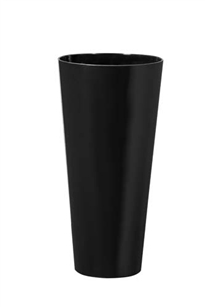 "14"" OASIS Display Bucket, Black, 12/case"