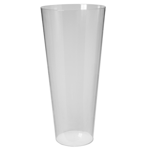 "22"" OASIS Display Bucket, Clear (4/Case)"