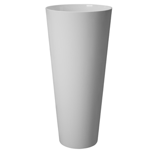 "22"" OASIS Display Bucket, White (4/Case)"