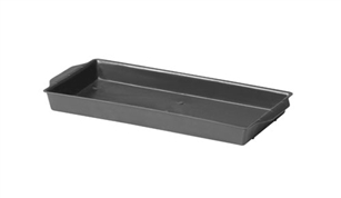 OASIS™ Single Brick Tray, Black, 24 pack