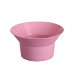 OASIS Flare Bowl, Antique Pink (12/Case)