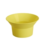 OASIS Flare Bowl, Golden Yellow (12/Case)