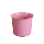 "4-1/2"" OASIS Cache Pot, Antique Pink (12/Case)"