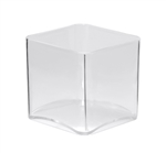 "3"" OASIS Design Cube, Clear (12/Case)"