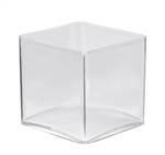 "4"" OASIS Design Cube, Clear"