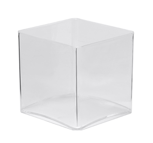 "5"" OASIS Design Cube, Clear (12/Case)"