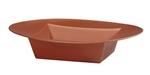 ESSENTIALS™ Oval Bowl, Copper, 24/case