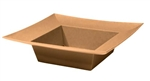 ESSENTIALS™ Square Bowl, Copper, 24/case