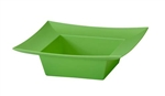 ESSENTIALS™ Square Bowl, Apple Green, 24/case