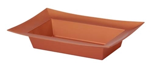 ESSENTIALS™ Rectangle Bowl, Copper, 12 pack