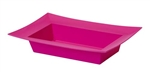 ESSENTIALS™ Rectangle Bowl, Strong Pink, 24/case