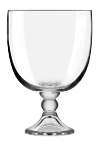 "13"" Mallory Footed Vase, 2/case"