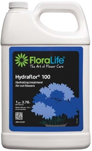 Floralife® HYDRAFLOR®100 Hydrating treatment, 1 gallon, 1 gallon jug