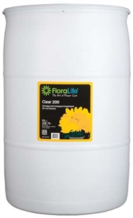 Floralife® Clear 200 Storage & transport treatment, 55 gallon, 55 gallon drum