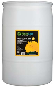Floralife® Clear Ultra 200 Concentrate Storage & transport treatment, 30 gallon, 30 gallon drum